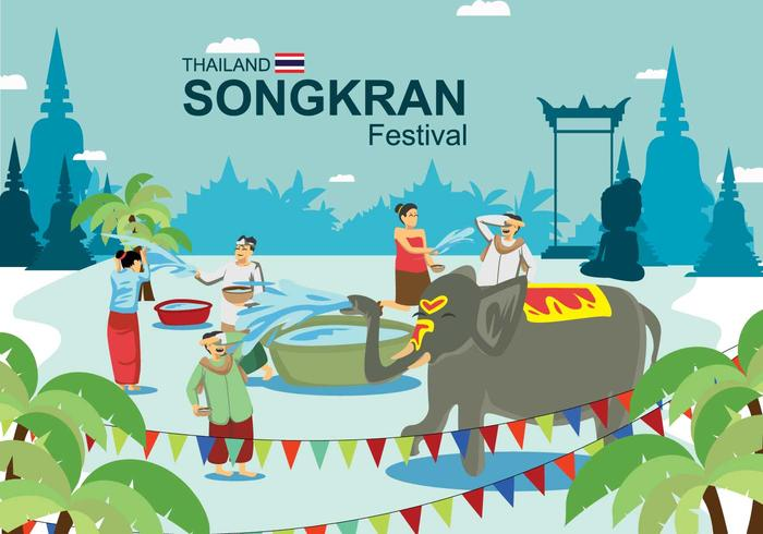 PLAN AHEAD FOR SONGKRAN FESTIVAL