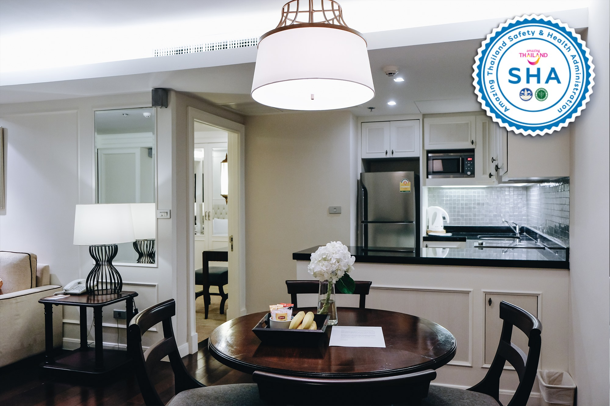 PLEASANT AND SAFE STAY AT BLISTON SUWAN PARK VIEW HOTEL CERTIFIED BY SHA