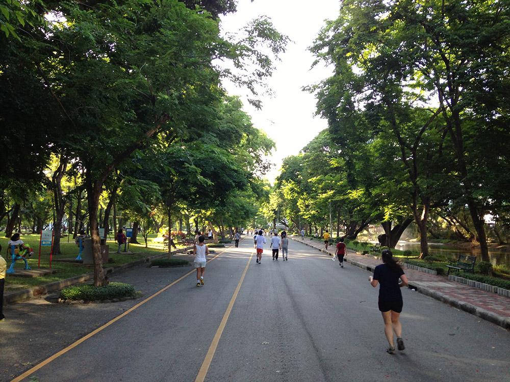 LUMPINI PARK: OASIS OF CENTRAL BANGKOK