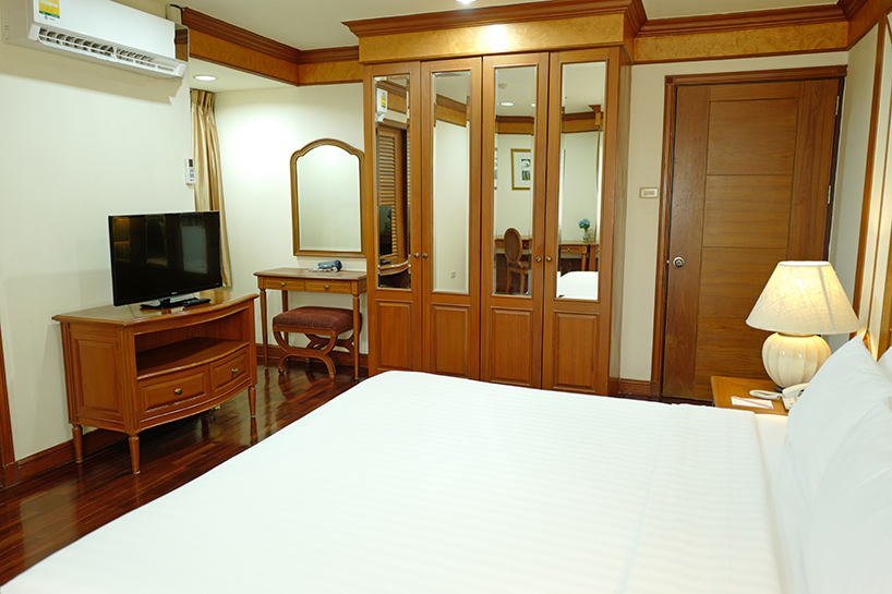 2-BEDROOM EXECUTIVE SUITE (125 SQM.)